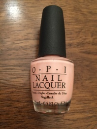 OPI Sweet Memories