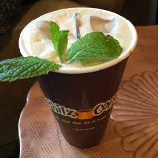 Philz Iced Mint Mojito