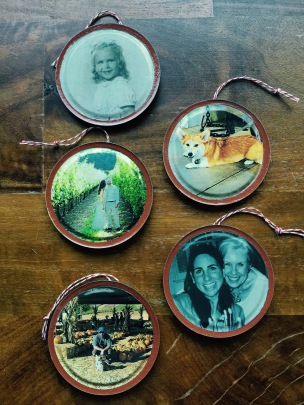 Personalized Ornaments/ Magnets make for a wonderful keepsake gift