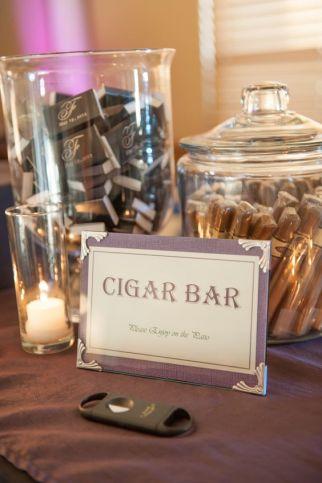 Cigar Bar fun!