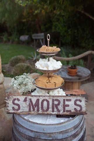 S'mores for the outdoors?
