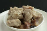 Pork Spareribs with black bean sauce