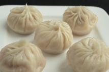 Juicy Pork Dumplings