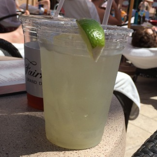 Poolside Margaritas, more please!